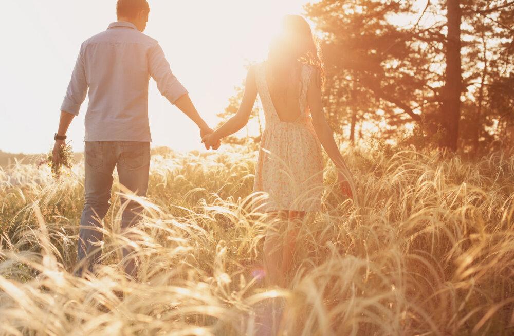 Vaba tahe väljendub ainult läbi armastuse