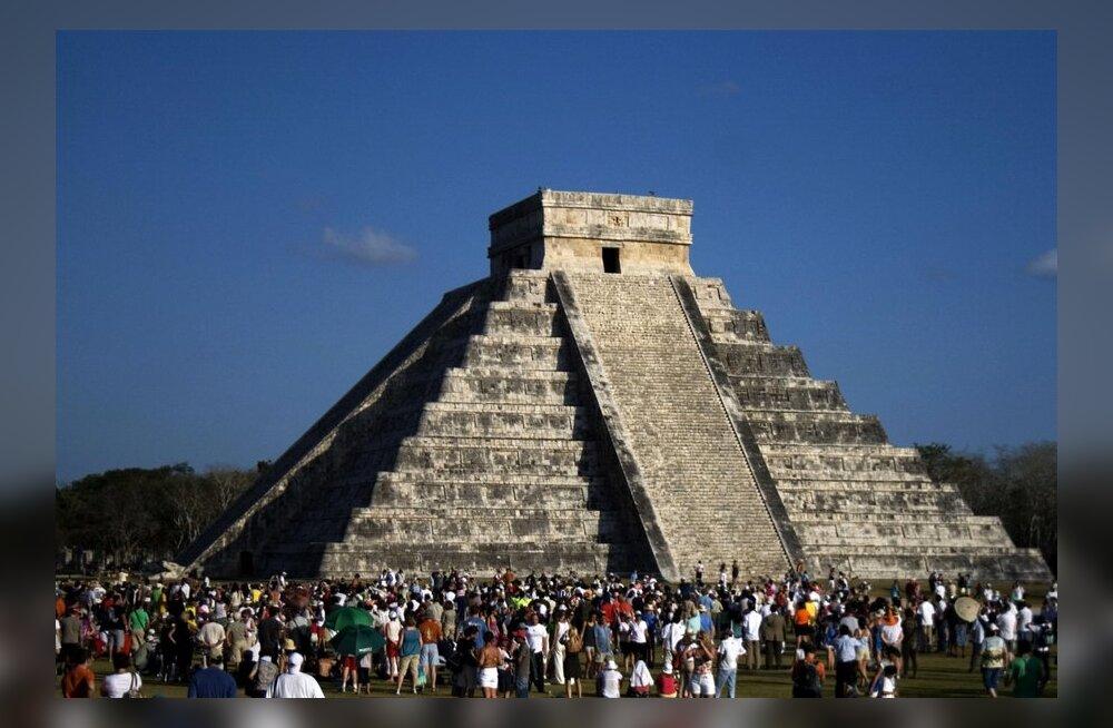 VALESTI MÕISTETUD: Maiade kalendril on veel 63 miljonit aastat varus