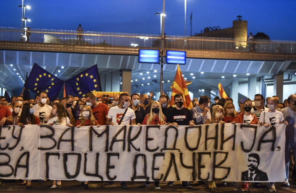 Bulgaaria vetostas Põhja-Makedoonia liitumisläbirääkimised EL-iga Hitleri, Stalini ja Tito abil
