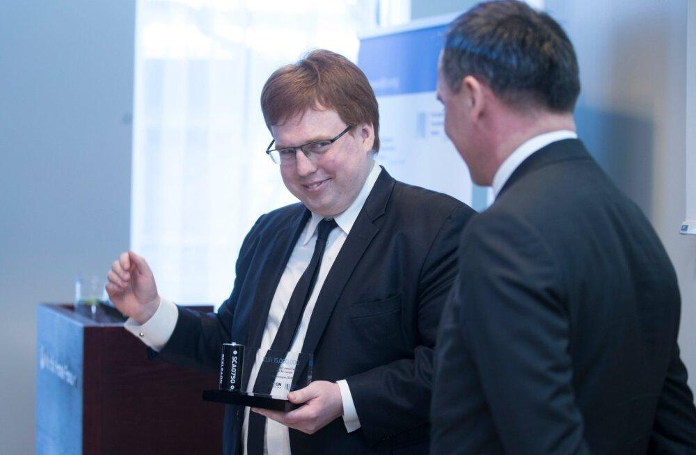 Skeleton Technologies ja Euroopa Investeerimispanga laenulepingu allkirjastamine.