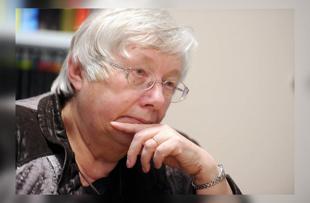 Marju Lauristin: on erakordne, et Yana Toom hääletas Ukraina rahuplaani mitte toetades enda fraktsiooni vastu