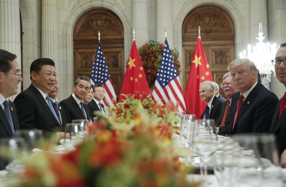 """G20 kohtumisel """"lepiti kokku"""" tabusõnades"""