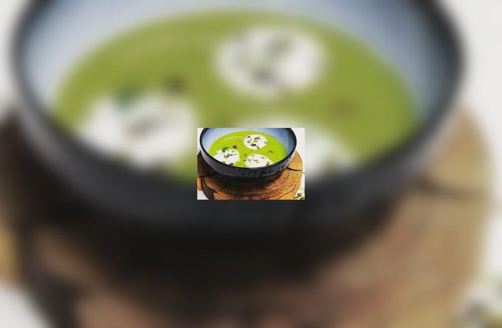 Foody Alleni peakokk soovitab: tuju heaks spinatisupiga!