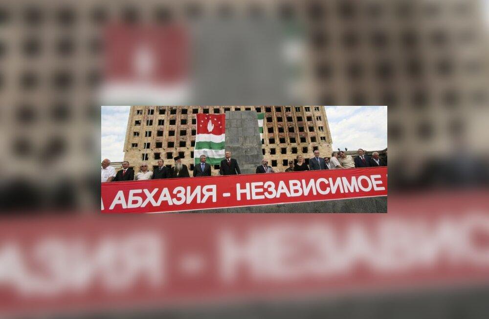 El País: Abhaasia kardab Venemaa kägistavat kätt