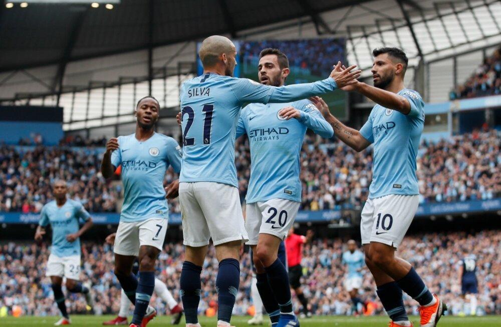 Manchester City on sel hooajal ekspertide hinnangul Meistrite liiga suurimaks soosikuks.