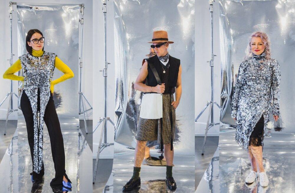 ФОТО: Смотрите, кому удалось примерить новую коллекцию H&M до ее выхода в продажу