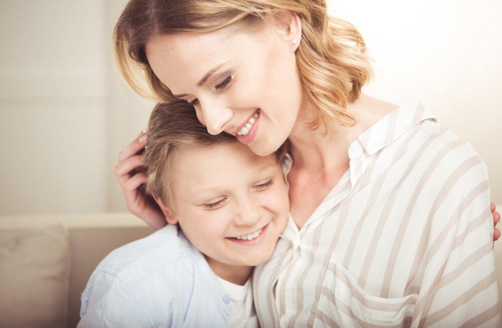 Ülitundlik inimene lapsevanema rollis: kuidas saada hakkama?