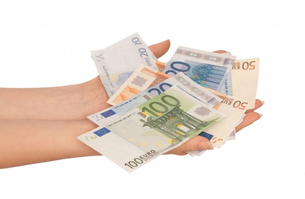 Annetaja viis uuskasutuskeskusesse kogemata ka kilekotitäie raha