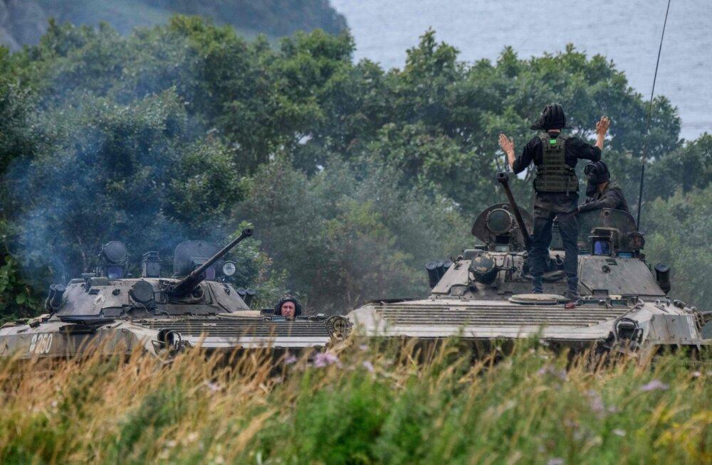Kaitseväe Luurekeskus: Venemaa jätkab oma jõulist mõjutustegevust Euroopas