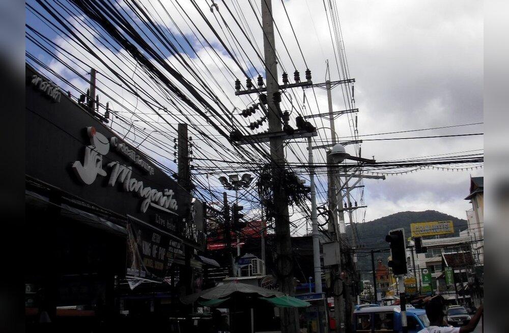 NPS elektribörsilt osteti mais 32% võrra enam elektrienergiat