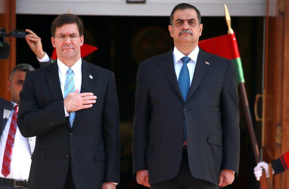 Iraagi kaitseminister saab Rootsilt igakuiselt abiraha. Ta elavat vaesuses