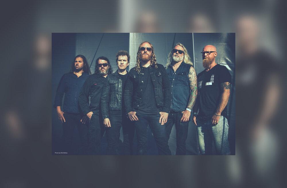 Hard Rock Laager 2020 peaesinejaks valiti Rootsi <em>death-metali</em> legend