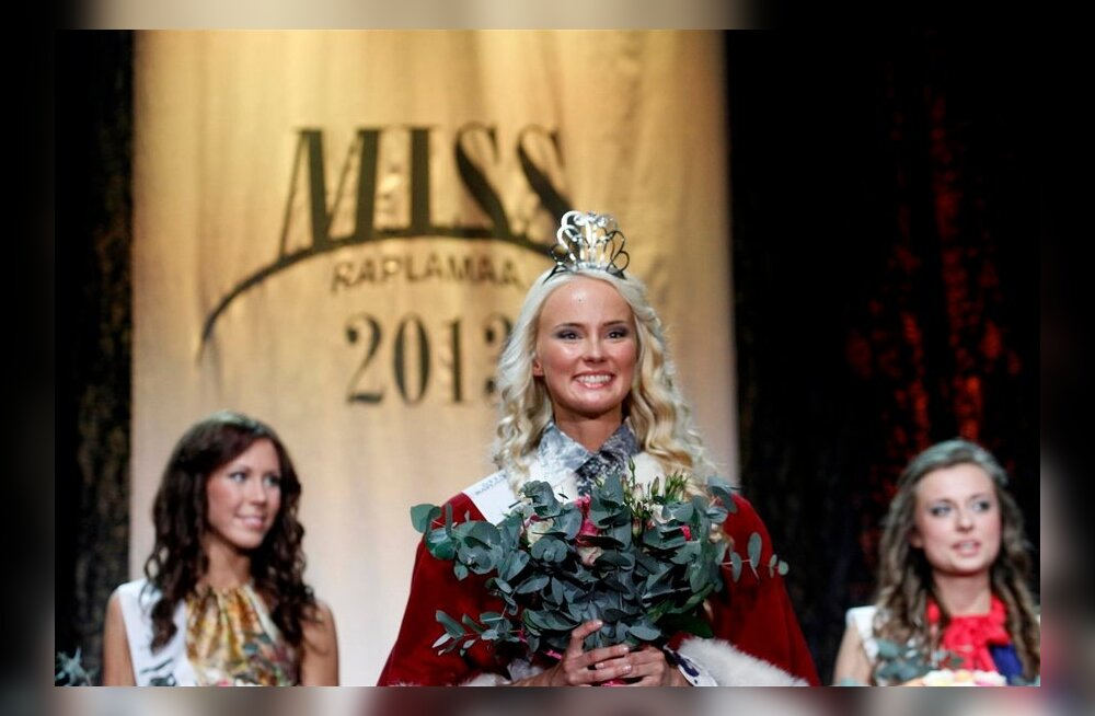 Miss Raplamaa 2013