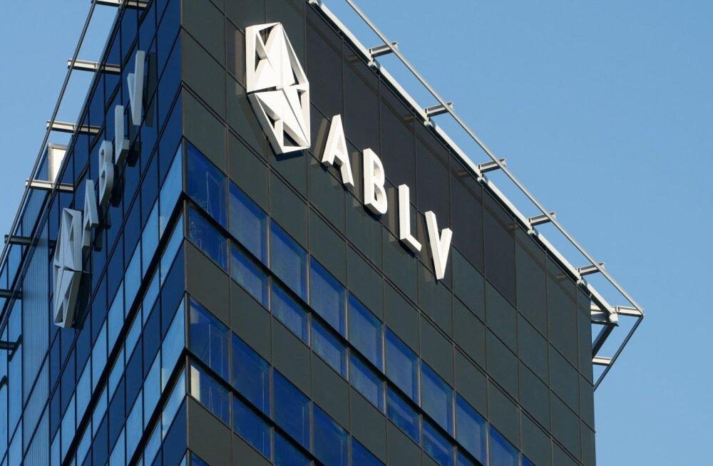 Moratooriumi all Läti ABLV pank tühistas kaks võlakirjapakkumist