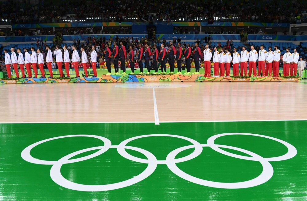 FIBA sensatsiooniline plaan: kas korvpall kaob tõesti peagi olümpiakavast?