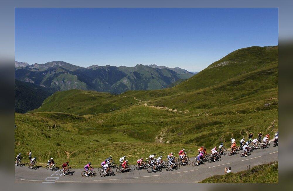 Tour de France'i 2013 rada tehti mägironijatele sobivaks