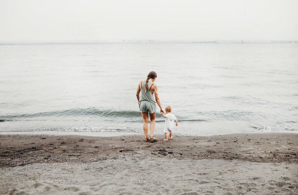 Uuring armastusest ema vastu: Tänane emotsioon muudab ka lapsepõlvemälestused