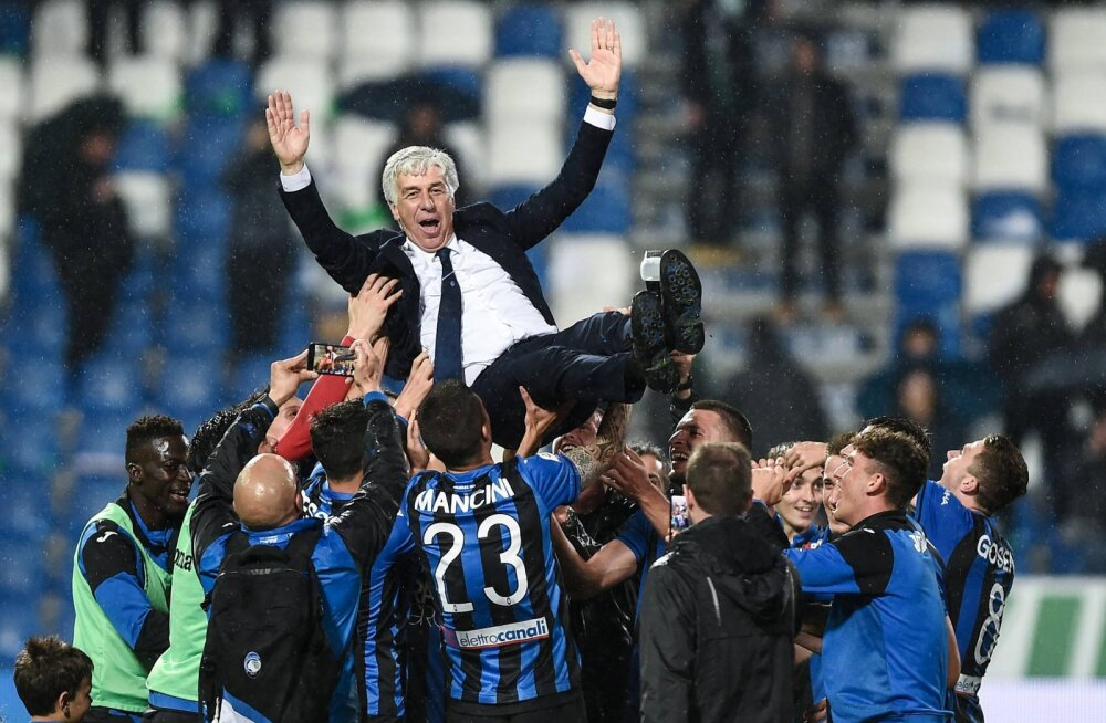 VIDEO | Serie A dramaatiline lõpplahendus: Meistrite Liigasse jõudis üllatusmeeskond, AC Milani kurb seeria jätkub