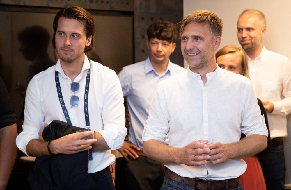 Iisraeli suursaadik kohtus Eesti Eurovisiooni delegatsiooniga