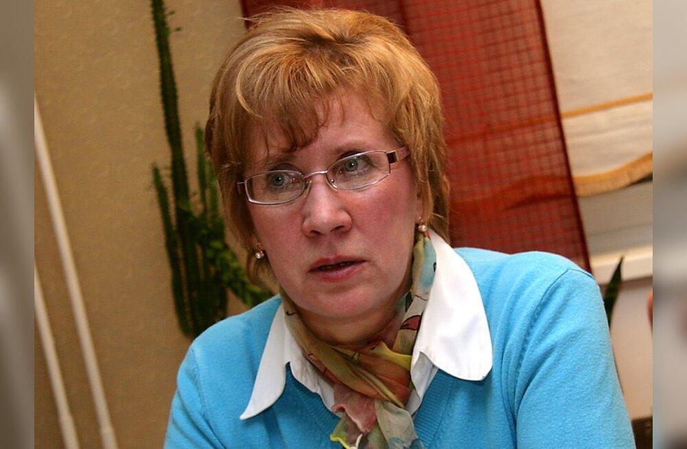 Õhtusöök viiele: Kohtla vallavanem Etti Kagarov tegi Sannikovi segadust