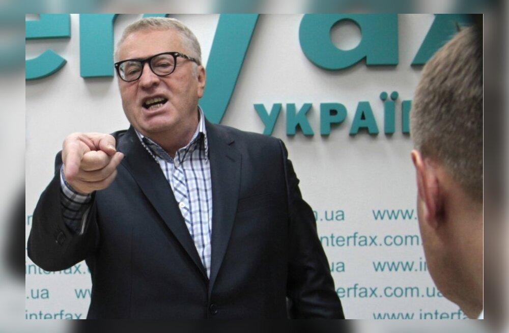 Žirinovski: Uuralisse sadanud meteoriit oli tegelikult ameeriklaste uue relva katsetus