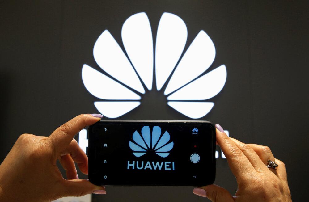 Huawei: meie uus operatsioonisüsteem pole telefonidele tehtud