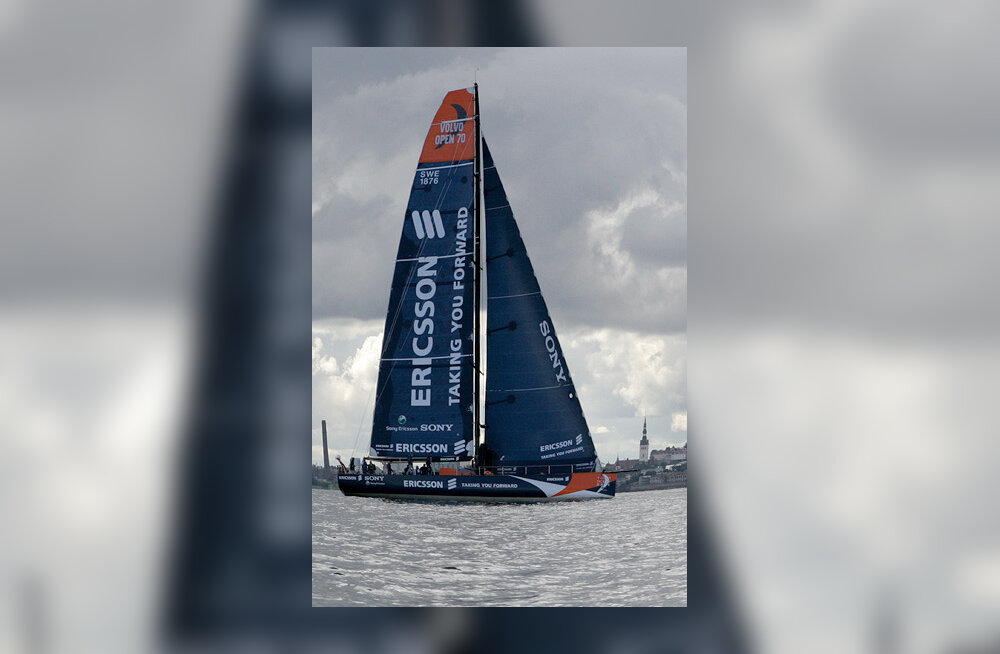 Volvo Ocean Race, purjekas