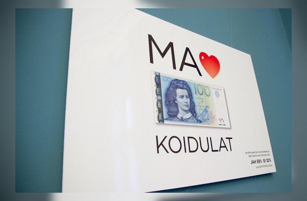 Eesti krooni toetusaktsioon