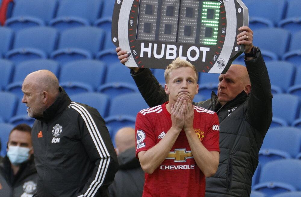 Hollandi legend nahutas noort kaasmaalast: miks tal oli vaja Manchester Unitedisse minna?