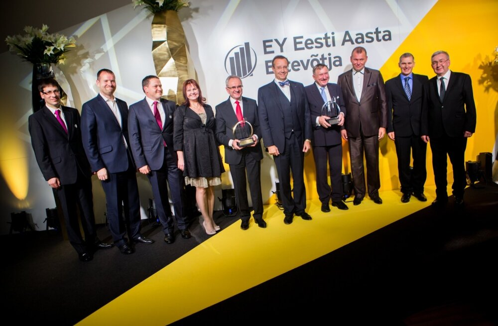 EY Eesti aasta ettevõtja gala 2014