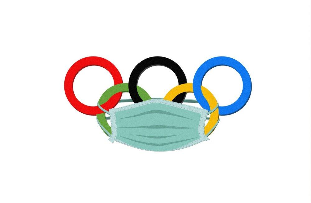 Olümpia korralduskomitee liige: mängud võidakse edasi lükata aasta või kahe võrra