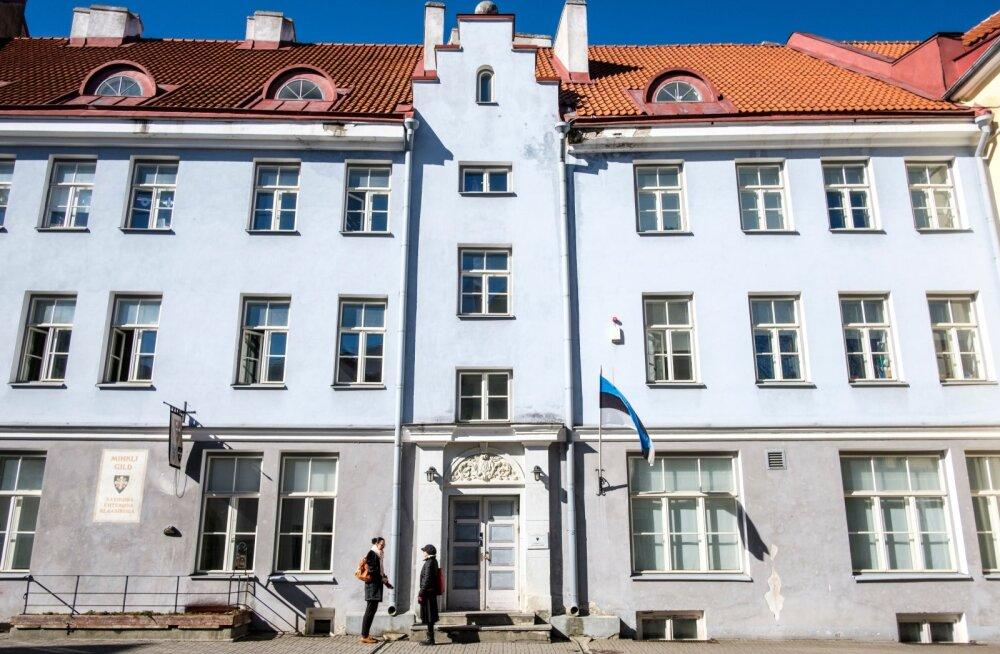 Vanalinna hariduskolleegiumi üks õppehoonetest.