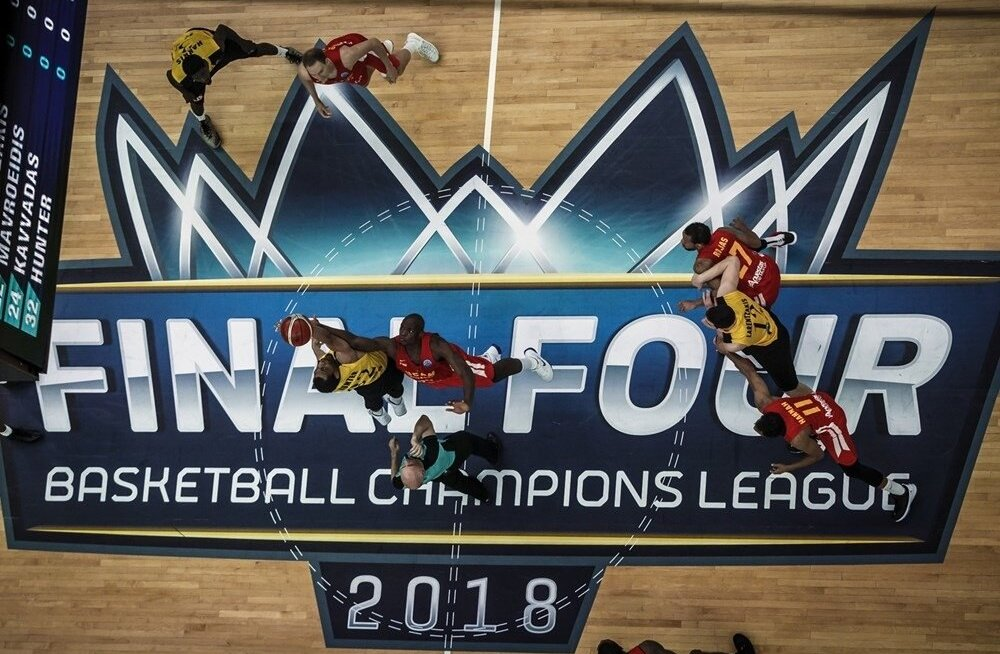 FIBA Meistrite liiga Final Four 2018