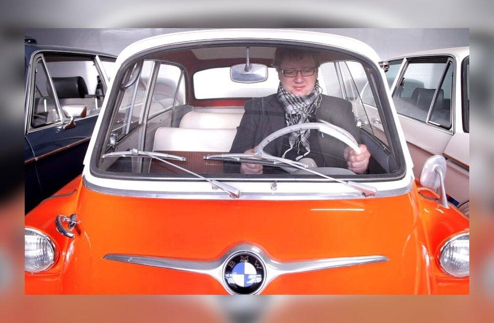 BMW 600 ei evi 6-liitrist V12 mootorit. Mitte midagi sellist.