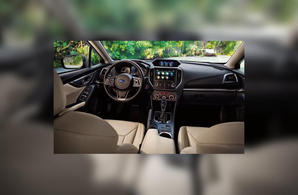 Subaru esitles Impreza sedaanversiooni