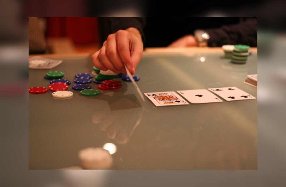 Esimene võitmatu pokkerimängija on sündinud!