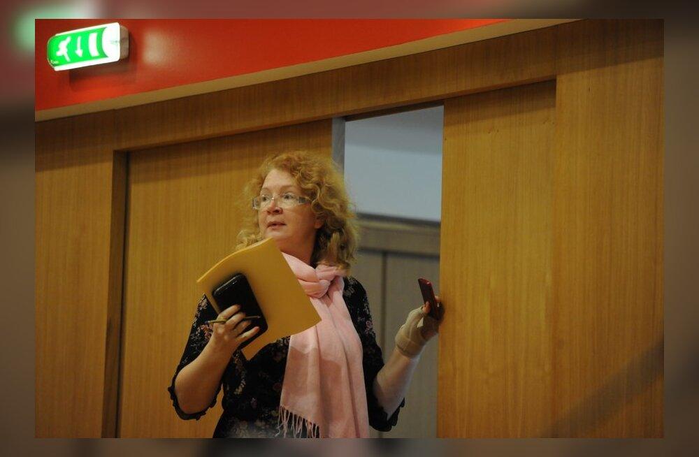 Yana Toom esitas pressinõukogule kaebuse