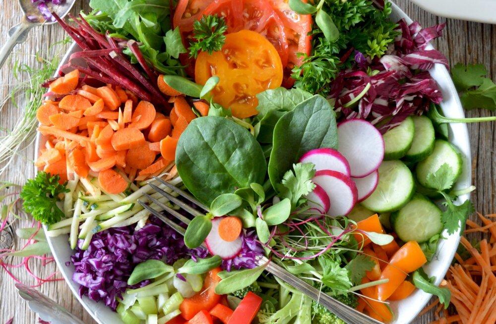 5 toitumise kuldreeglit, kuidas muuta oma igapäevane menüü tervislikumaks