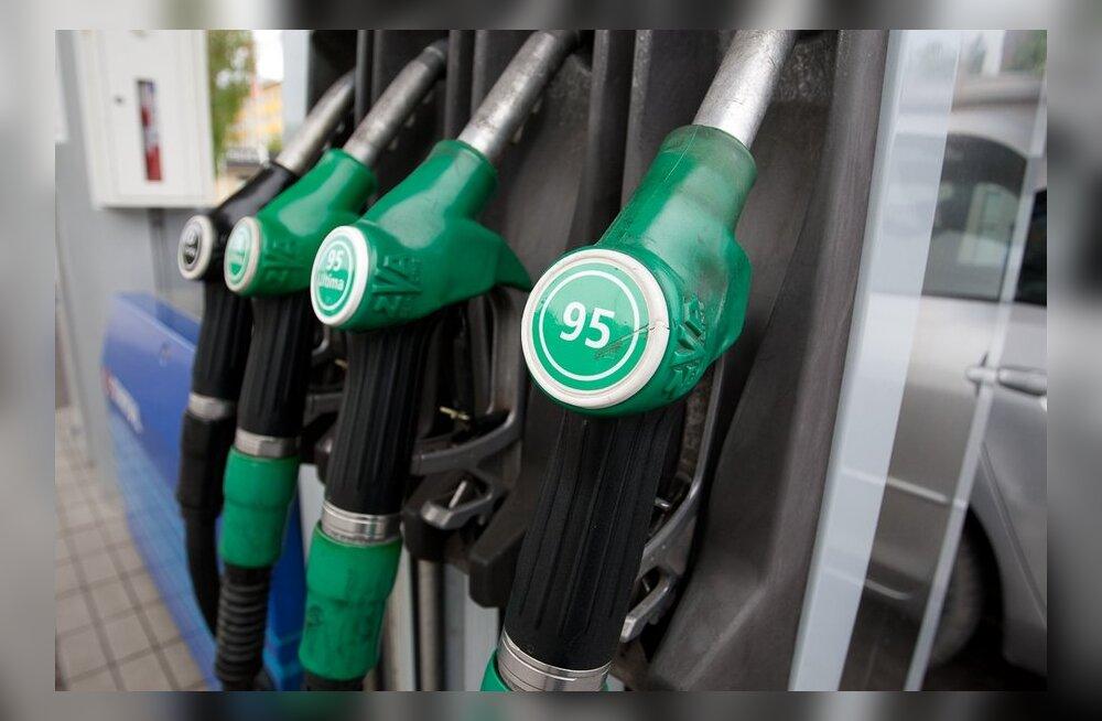 Olerex tõstis taas kütuste hindu