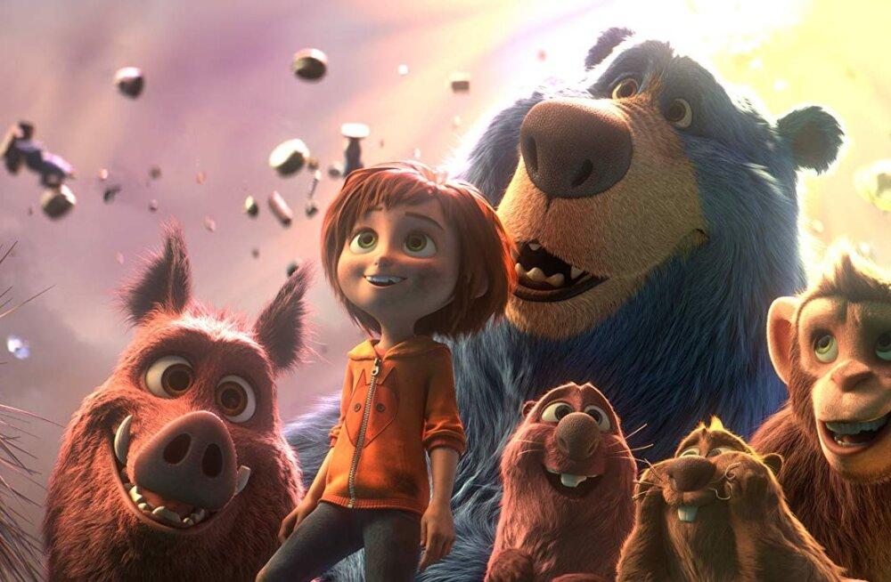 8-aastase tüdruku fantaasiamaailm ärkab ellu Pere ja Kodu filmihommikul!