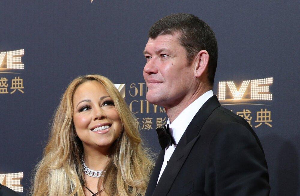 Maailma esidiiva süda taas murtud: Miljardärist peigmees jättis Mariah Carey liigse laristamise tõttu maha