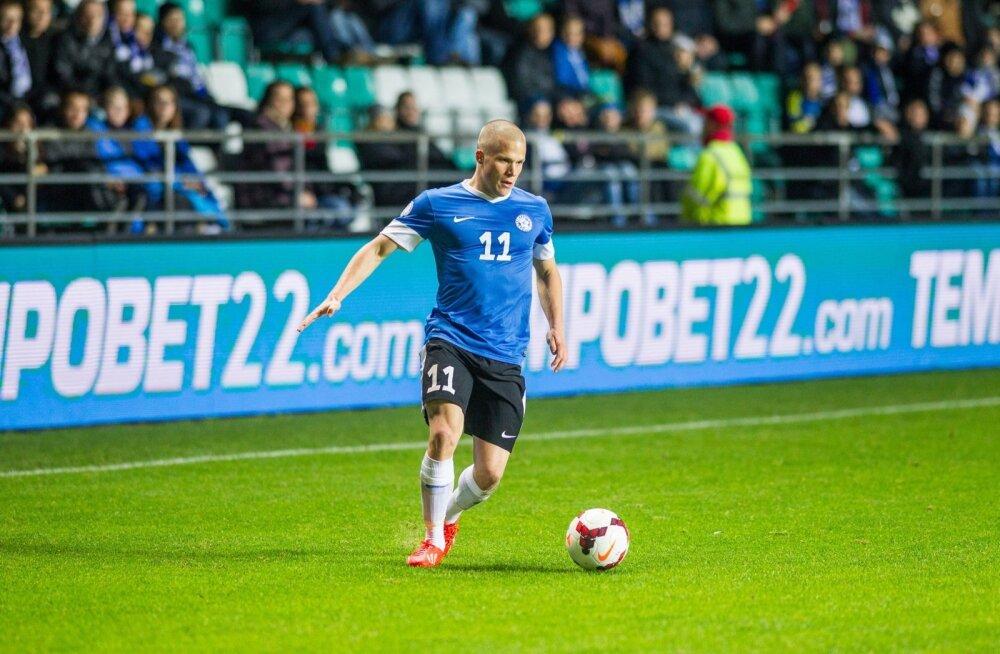 Henrik Ojamaa debüüt Inglismaa kolmandas liigas lõppes suure kaotusega