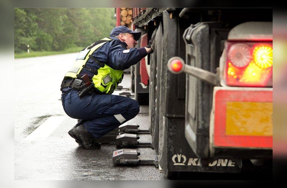 Politsei kontrollreid