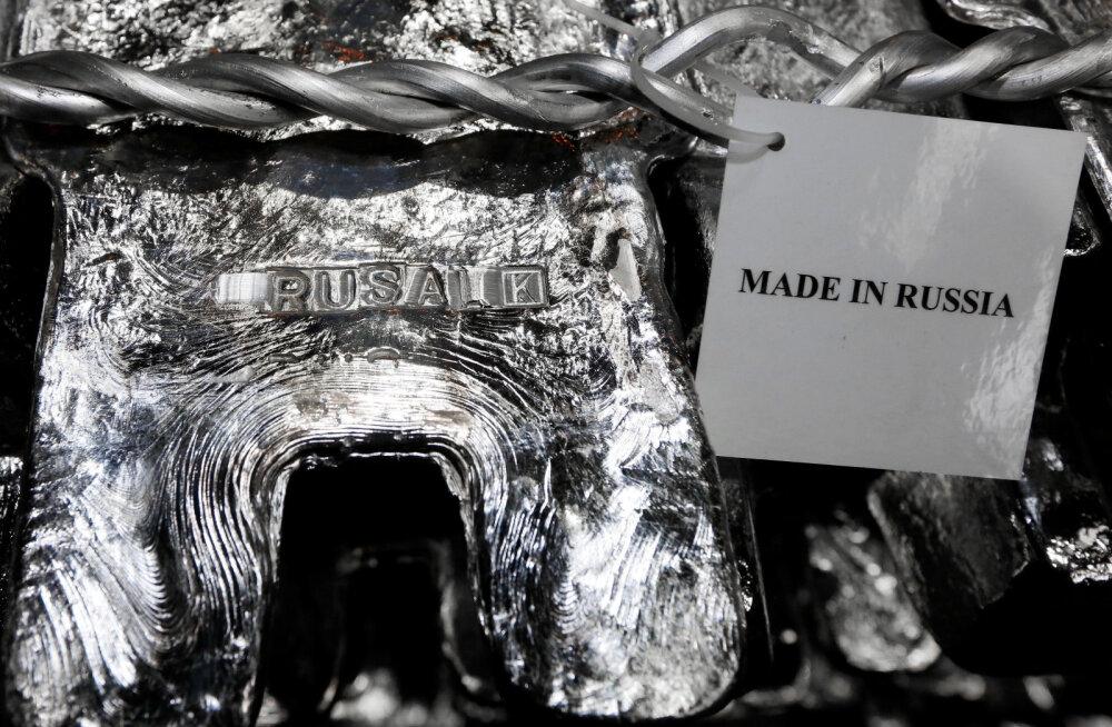 Analüütik: kuuldused Venemaa alumiiniumigigandi elulistest raskustest on liialdatud