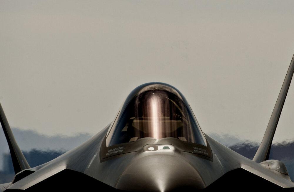 Taani ostab 3 miljardi dollari eest USA moodsaid lahingulennukeid