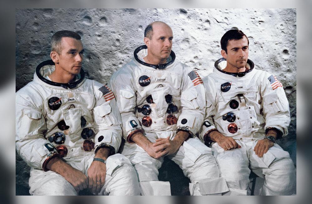 Houston, meil on probleem: kuidas julk Apollo 10 lennu ajal hõljuma pääses