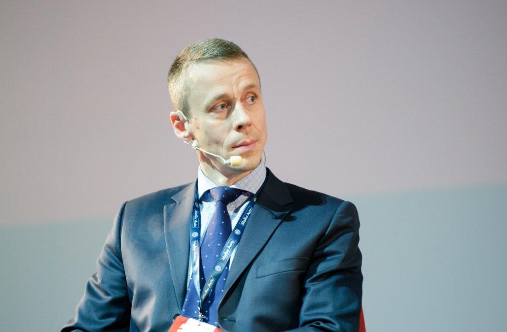 Luminori juht Erkki Raasuke teenis mullu ligi 1,5 miljonit eurot