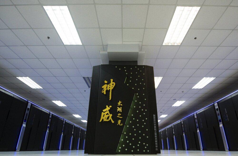 Võimsaim superarvuti pani kokku suurima virtuaalse universumi, mida seni nähtud