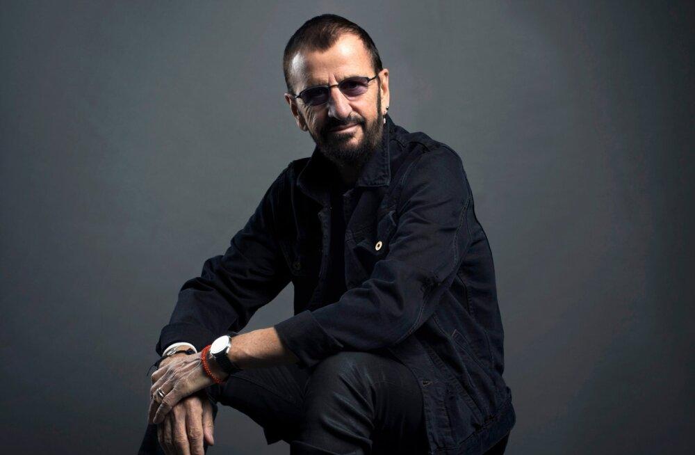 TULEST JA VEEST LÄBI KÄINUD Trotsides nõrka tervist ja enesehävituslikku eluviisi tähistab Ringo Starr 7. juulil 80. sünnipäeva.