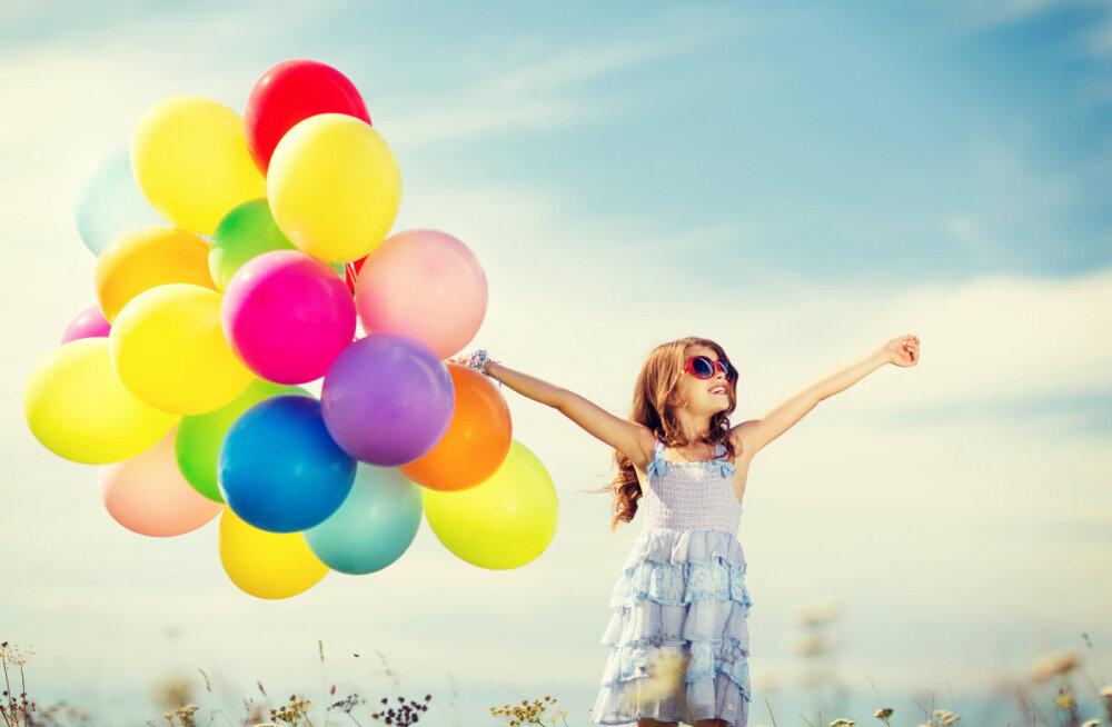 Tuju heaks: leia iga päev kolm asja, mille üle rõõmustada